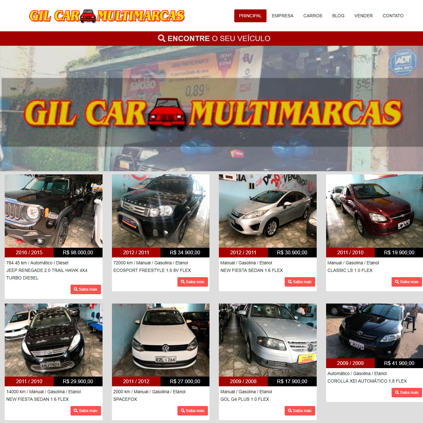 Gil Car Multimarcas